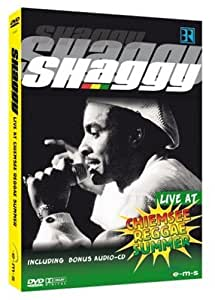 Shaggy - Live at Chiemsee Reggae Summer (+ Audio-CD) [2 DVDs]