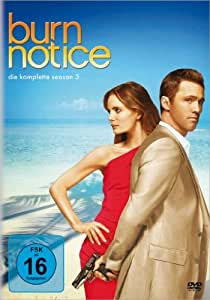 Burn Notice - Die komplette Season 3 [4 DVDs]