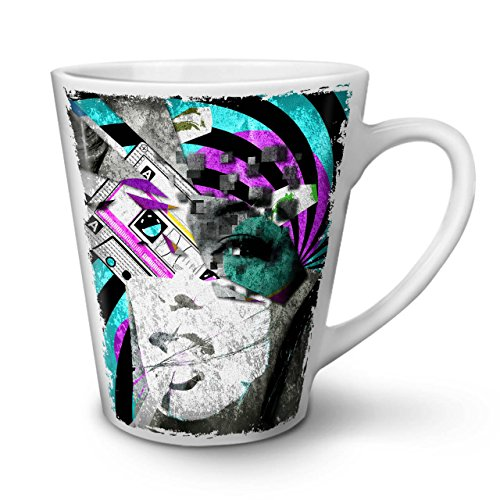 Retro 90s Stylish Fashion Artsy Mug