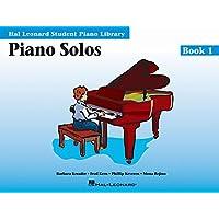 Piano Solos: Book 1