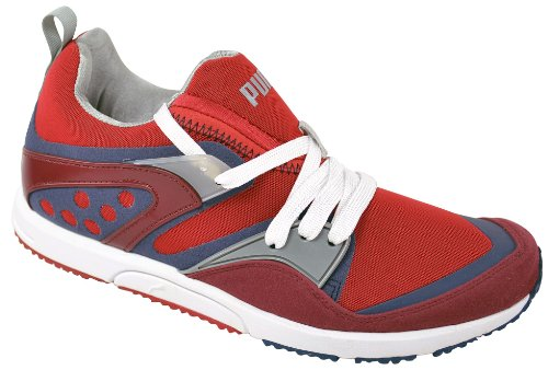 Puma , Baskets pour homme Rouge Rot/Weiß/Schwarz Rouge - Rot/Weiß/Schwarz