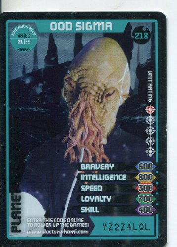 Doctor Who Monster Invasion Extreme Rare Foil Card, used for sale  Delivered anywhere in UK