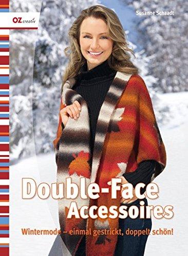 Double-Face Accessoires: Wintermode - einmal gestrickt, doppelt schön (Zwei Taschen Stricken)