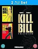 Kill Bill: Vol. 1 and 2 [Blu-ray]