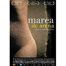Mareas de arena Póster de película Mexican 27x 40en–69cm x 102cm Damián Alcázar Carmen Beato Edurne Ferrer Daniel Kuzniecka