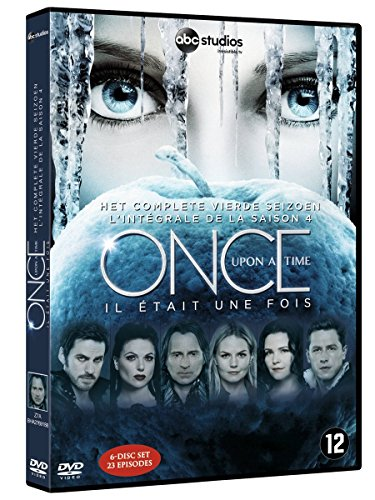 Once Upon a Time - Es war einmal ... Die komplette vierte Staffel - langfassung [6 DVDs] (EU Import mit Deutscher Sprache) - Nc Dallas