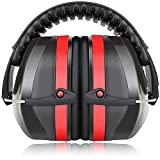 Best Shooting Ear Protection - Fnova 34dB Highest NRR Safety Ear Muffs Review
