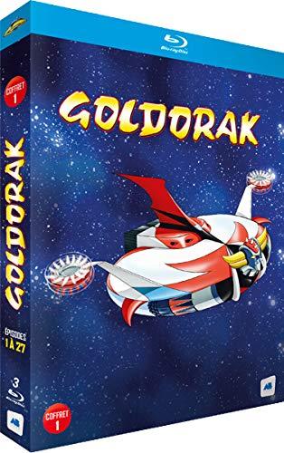 Goldorak : Épisodes 1 à 27 [Non censuré] [Import italien]