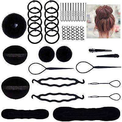 Cozywind Accesorios de Peinado