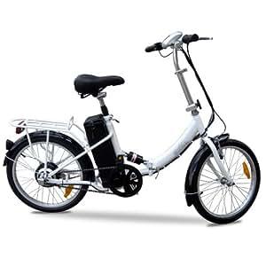 Vélo Electrique E-Bike Mini-Vélo Pedelec Pliable Avec Moteur Electrique