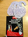Rentokil Clothes Moth Killer Hangers Bild 1