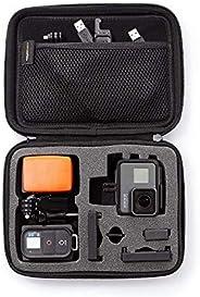 امازون بيسكس حقيبة لحمل كاميرات جو برو - حجم صغير، اسود