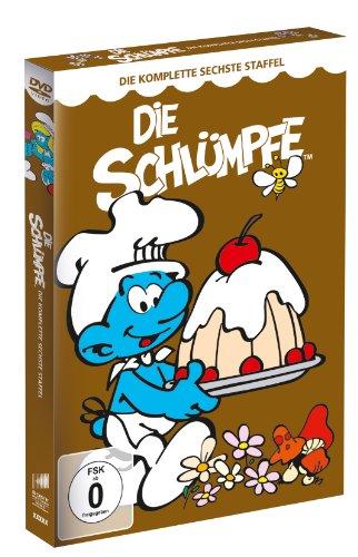 Die Schlümpfe - Die komplette Staffel 6 (6 DVDs)