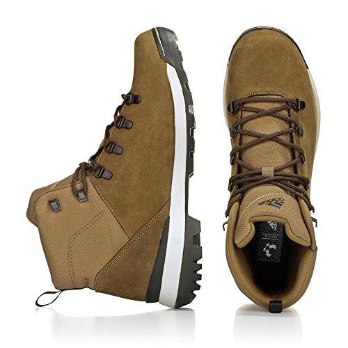 scarpe da trekking outdoor da uomo adidas Trail Cruiser media marrone ossido / nucleo nero / marrone - B22833 marrone