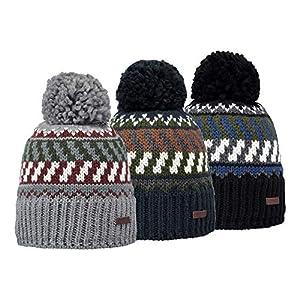 Barts Nevada Beanie Herren Winter-Mütze