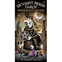 Deviant Moon Tarot English Version Card-78PCS English Board Game for Party and Home Use