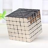 WHJY Aimant Cube Intelligence Développement et Soulager le Stress Aimant Bloc Mini Taille