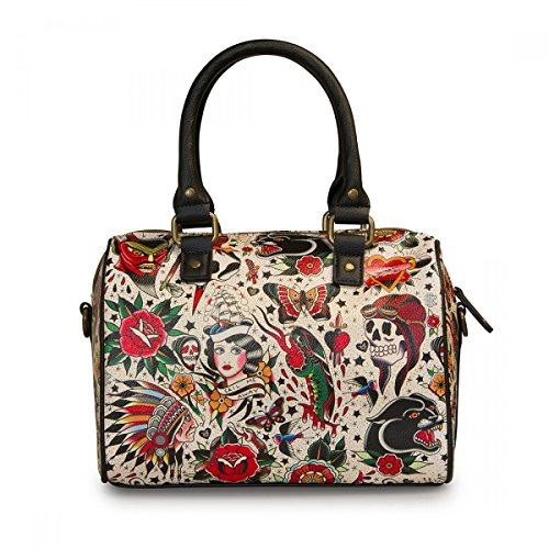 loungefly-sac-a-main-pour-femme-multicolore-multicolore