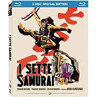 I Sette Samurai (Spec. Edit.) ( Box 3 Br)