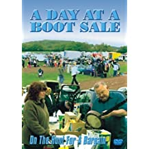 A Day at a Boot Sale - on the Hunt for a Bargain