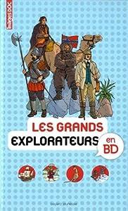 """Afficher """"Les grands explorateurs en BD"""""""