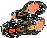 512OZnAJsKL. SL160  Le 10 migliori catene da neve per scarpe su Amazon