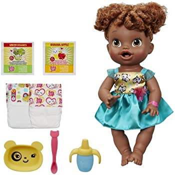 Baby Alive My Baby All Gone African American Doll Amazon