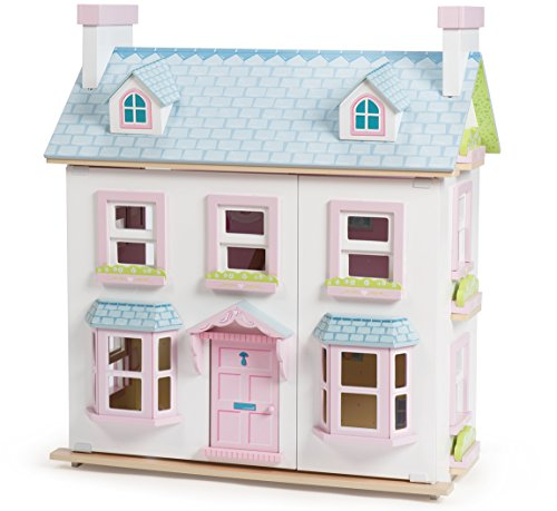 MAYBERRY Manor und Puppen mit 6 Big Game Hunters sweetbee Puppenhaus Möbel Sets Holz Puppenhaus, Paket