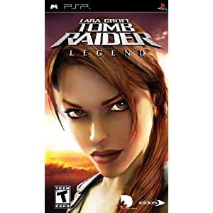 Tomb Raider Double Pack: Anniversary + Legend – [Sony PSP]