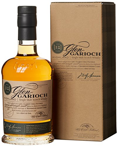 Glen Garioch 12 Jahre Highland Single Malt Whisky (1 x 0.7 l)