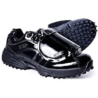 3n2 Reaction Pro Plate Low Patent Leather Plate Shoes