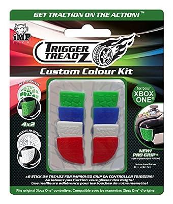 Trigger Treadz: 8-Pack Custom Colour Kit (Xbox One) by iMP Tech