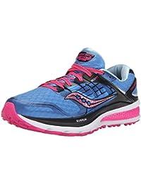 Saucony Triumph Iso 2, Zapatillas de Running Para Asfalto Para Mujer