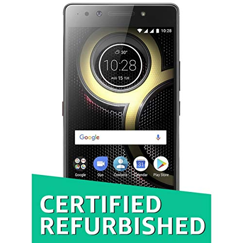 (Certified REFURBISHED) Lenovo K8 Note (Black, 32GB)