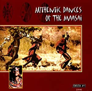 Authentic Dances of the Maasai
