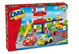 COSTRUZIONE Unico Cars For Kids-Garage Service 108pz 8563