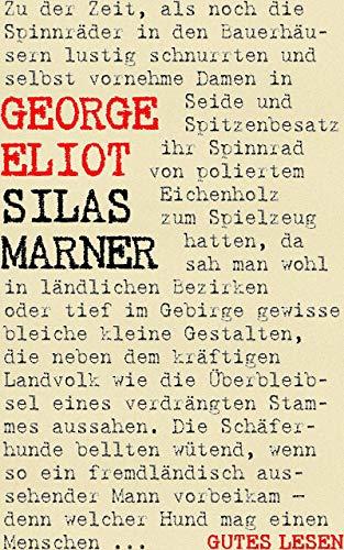 Silas Marner: Der Weber von Raveloe