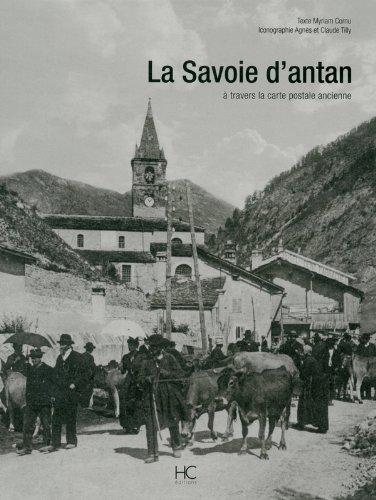 La Savoie d'antan