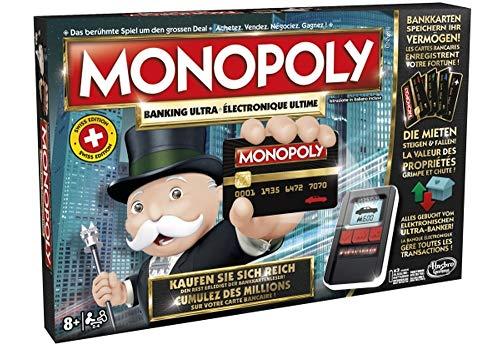 Unbekannt Monopoly Banking Ultra - Schweiz Version