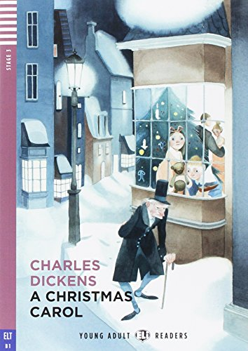 Young Adult Eli Readers - English: A Christmas Carol + CD thumbnail