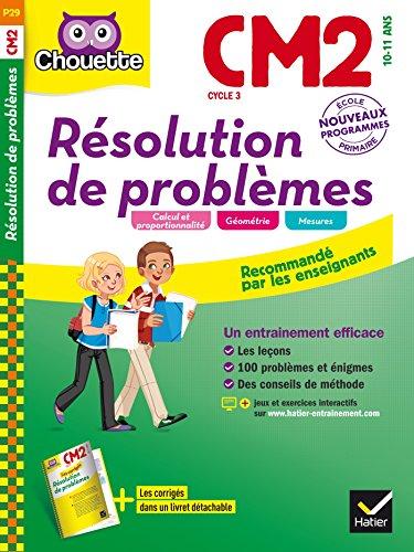 Résolution de problèmes CM2 par Jeanne Bia
