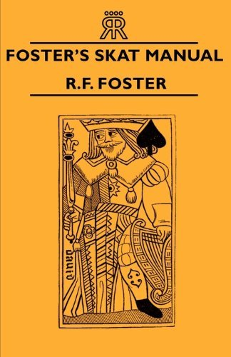 Foster's Skat Manual by R. F. Foster (2007-03-15)