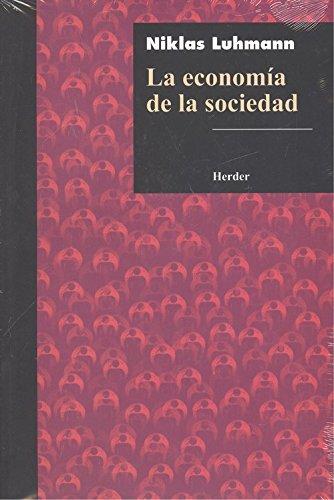 Economía de la sociedad, La