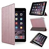 iHarbort® Apple iPad Air 2 custodia in pelle - ultra sottile di peso leggero...