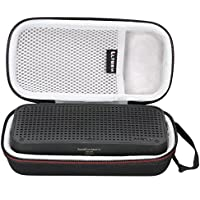 LTGEM EVA Hard Case Voyage Sac de rangement de transport pour Anker SoundCore Sport XL Enceinte Bluetooth Waterproof/Dustproof haut-parleur. Compatible avec câble USB et chargeur