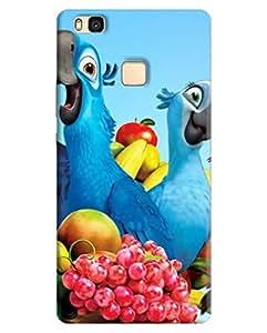 Huawei P9 Lite Cover , Huawei P9 Lite Back Cover , Huawei P9 Lite Mobile Cover By FurnishFantasy™