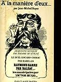 A la maniere d'eux... jacqueline kennedy par madame de sevigne, le duel giscard-chirac par rabelais...