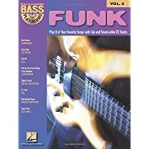 Bass Play-Along Vol.05 Funk + Cd