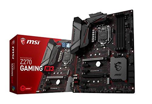 MSI Gaming entusiasta scheda madre Z270