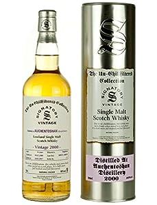 Auchentoshan 16 Year Old 2000 - Un-Chillfiltered Collection Single Malt Whisky from Auchentoshan